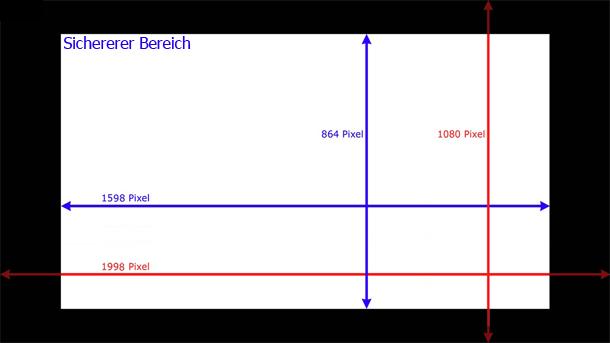 Dateiformat 1.998x1.080 Pixel; sicherer Bereich 1.598x864 Pixel